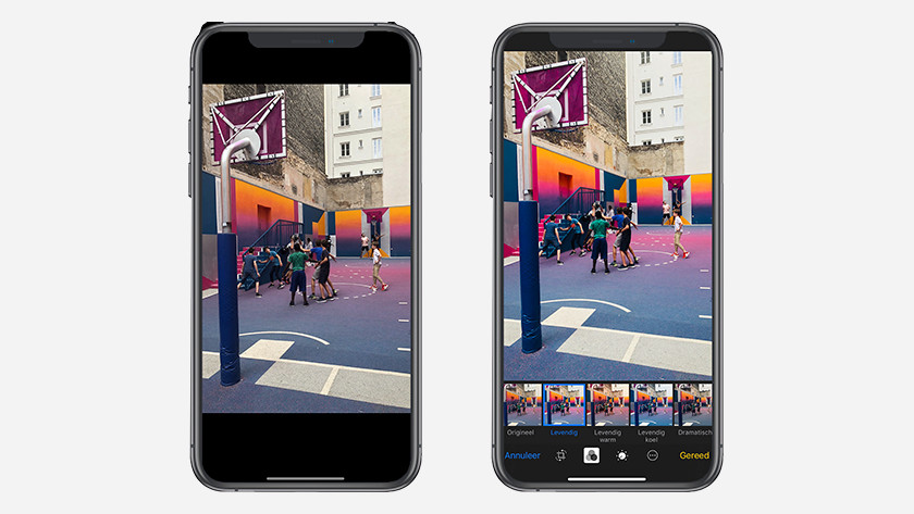 Apple Foto app