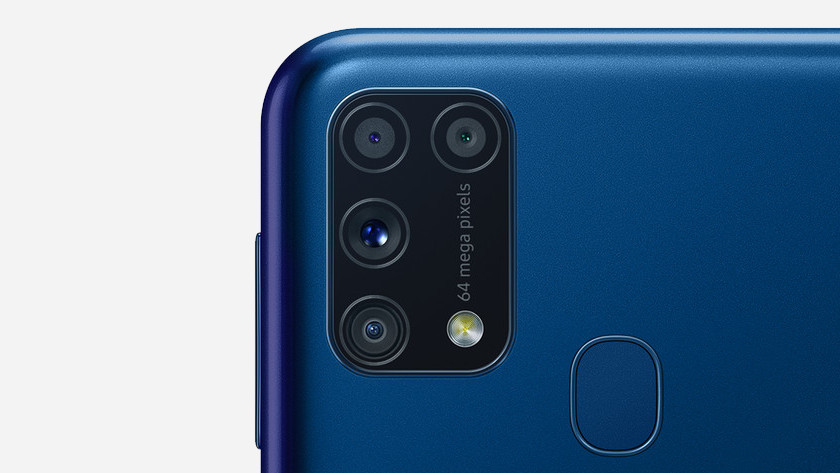Samsung M31 vs Samsung A41 camera