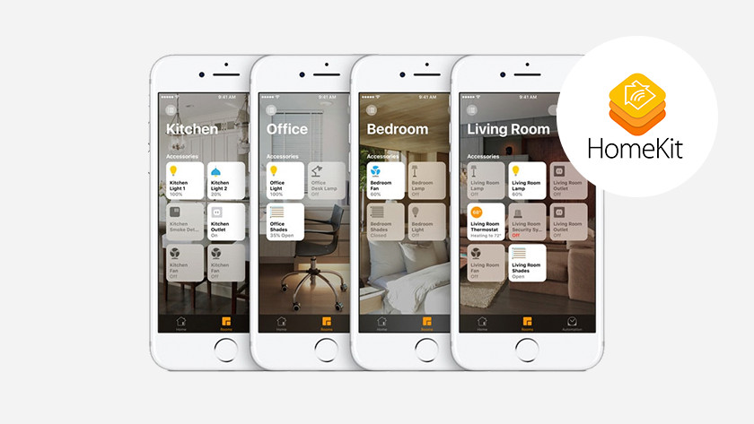 Wat is Apple HomeKit?