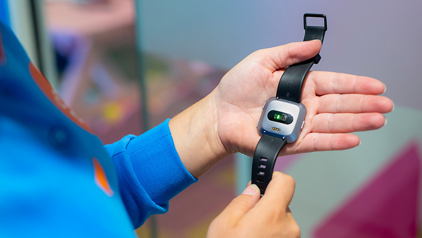 Sensoren Fitbit Versa