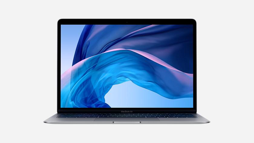 New functionalities MacBook Air 2018
