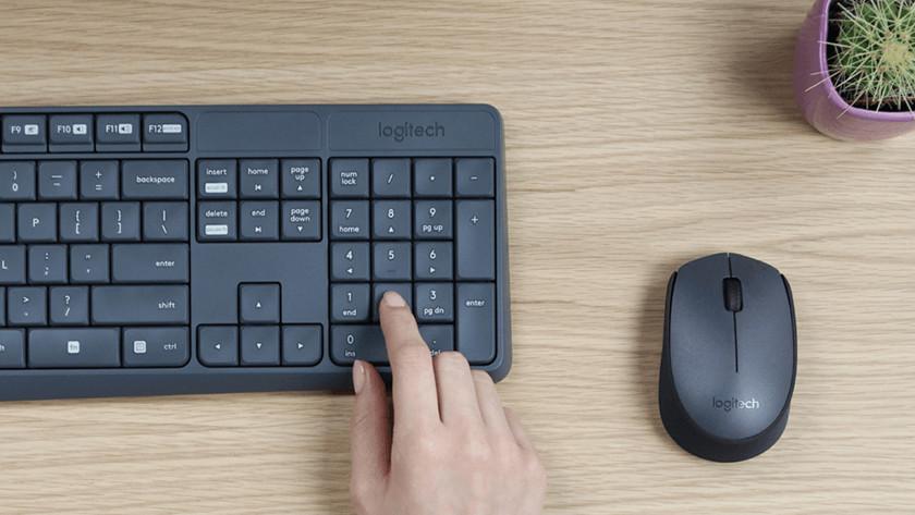 Zakelijk toetsenbord num pad number blok nummer numberpad cijfers cijferblok Excel