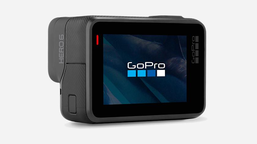 Bediening GoPro HERO 6