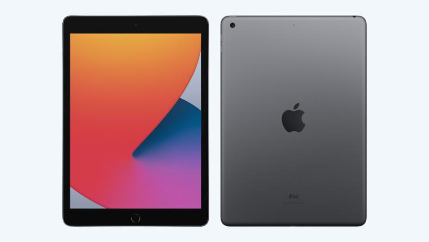iPad 2020 voorkant en achterkant
