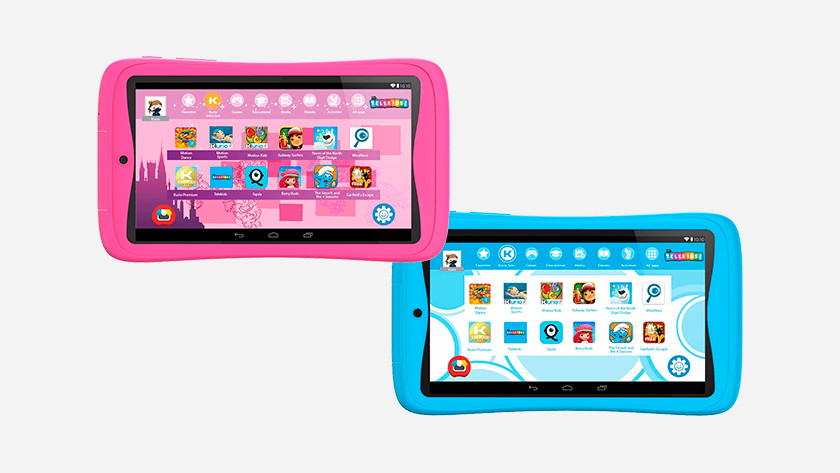 Children's tablet