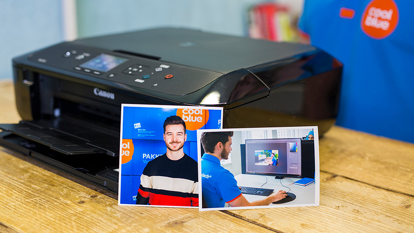Canon printer met foto's