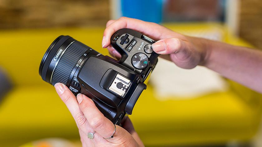 Filmfuncties Canon EOS 250D