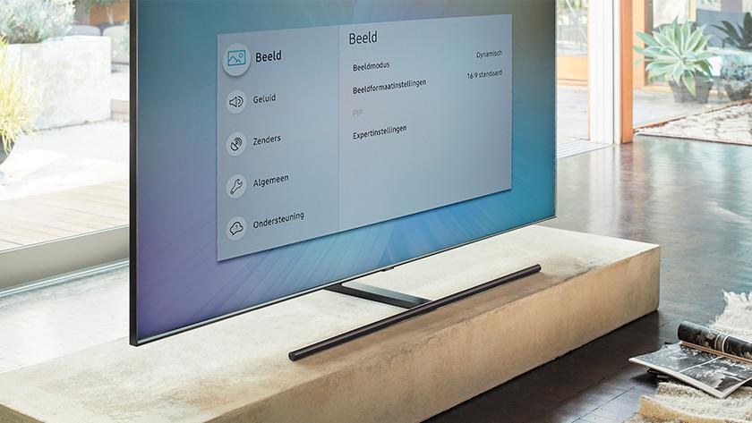 Hulp bij het gebruik van je Samsung tv