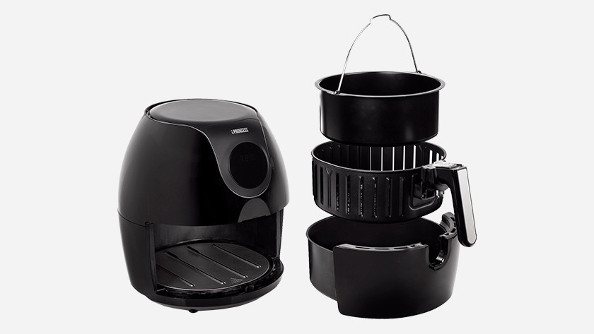 Princess airfryer separate parts