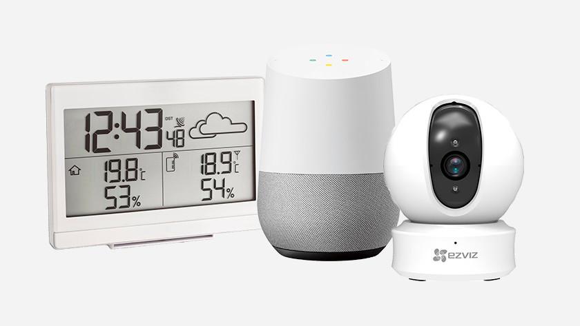 Smart home producten