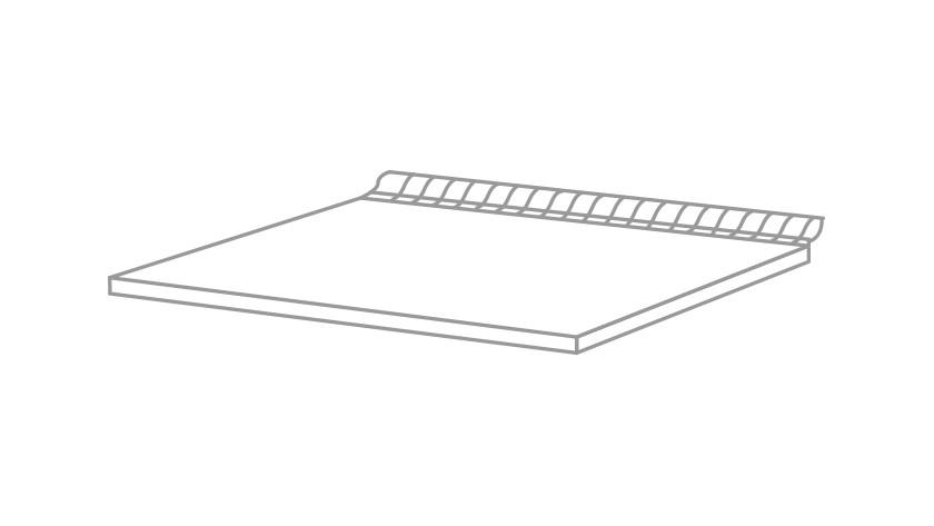 Ventilating shelf