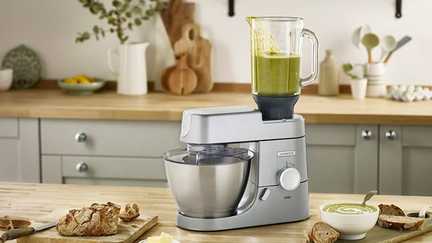 Kenwood chef met blender