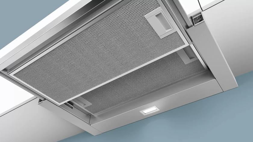 Aluminum filters range hood
