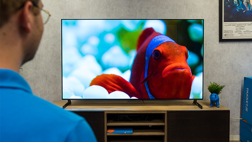 Beeldkwaliteit van de LG GX OLED tv