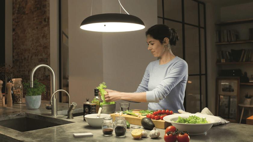Smartlamp functioneel licht