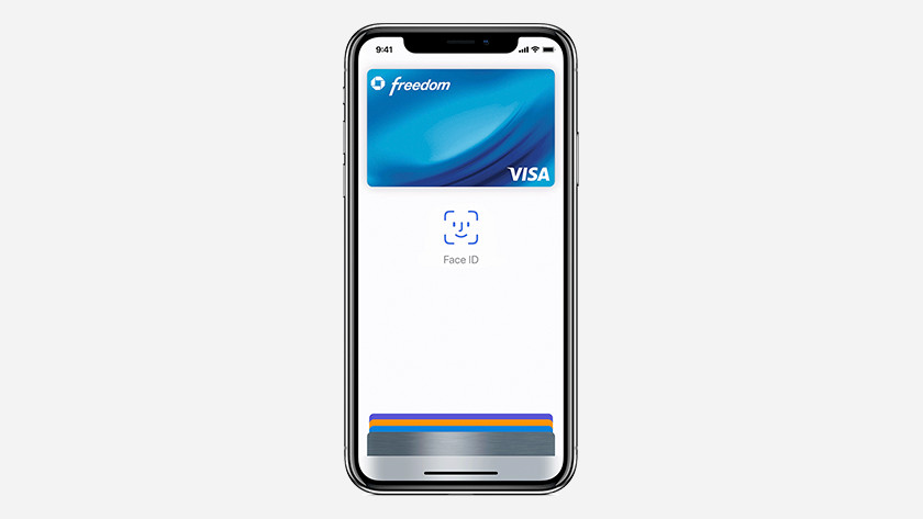 Pay with Face ID