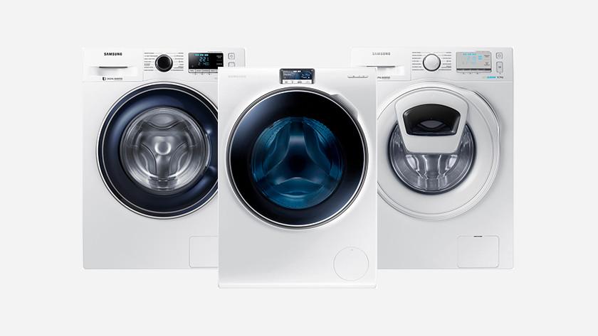 Wasmachines met wifi