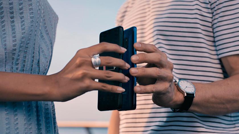 Draadloos opladen Huawei Mate 20 Pro