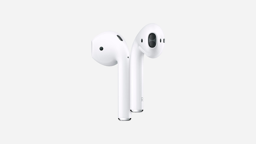 AirPods 2 ontwerp