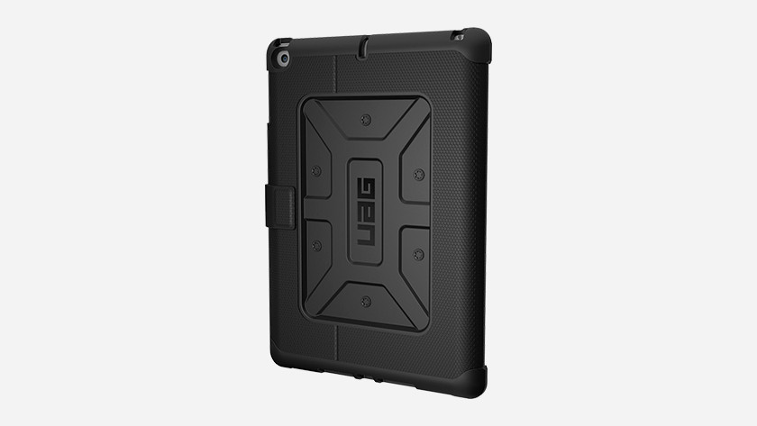 Tablet cover fall protection
