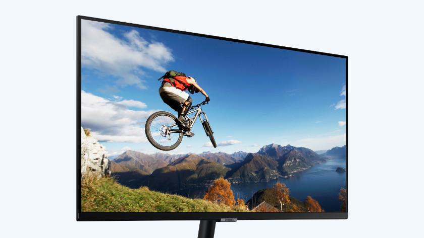 Een smart monitor