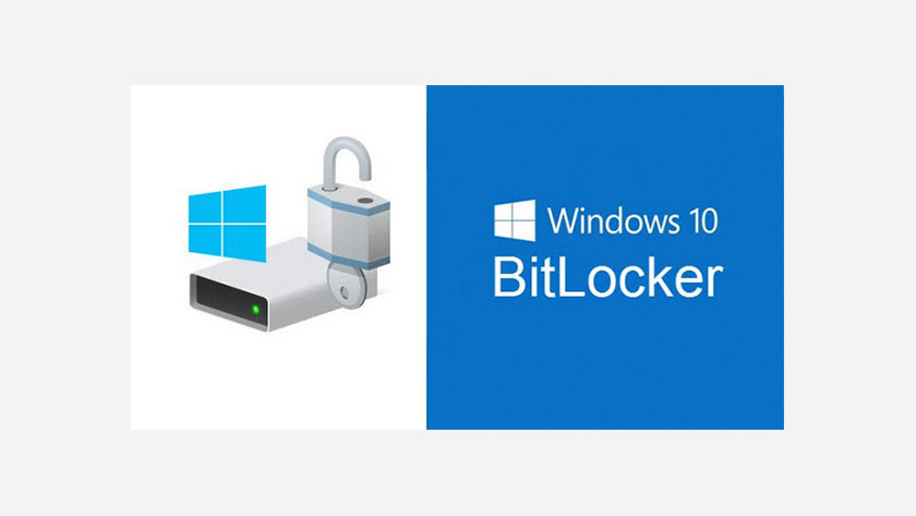 Logo Windows 10 BitLocker