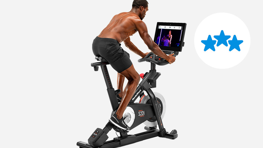 Build quality high-end exercise bike