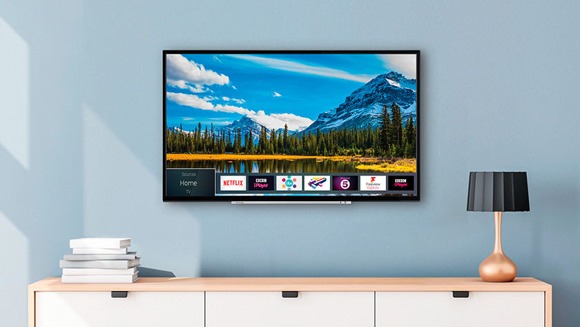 Basic smart TV platform
