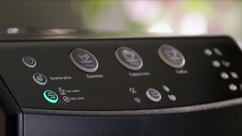 Philips HD8829/01 melksysteem doorspoelen