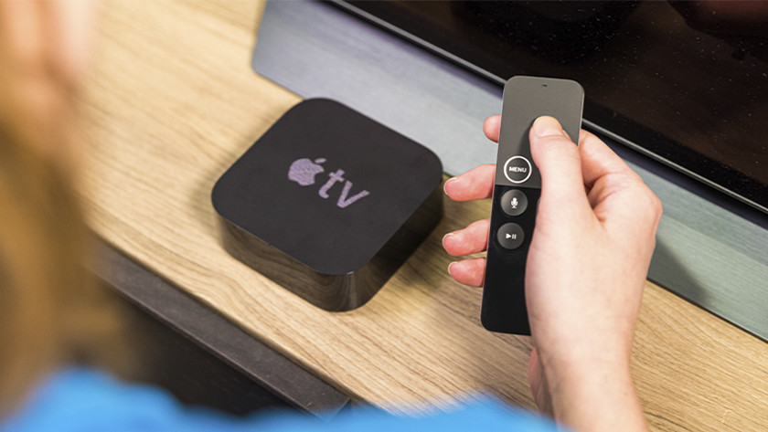 Aan de slag Apple TV updaten