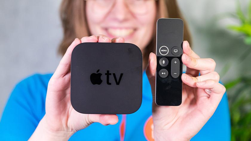 Apple TV beschikbaarheid