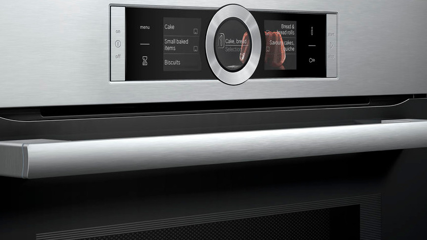 Display met ovenfuncties