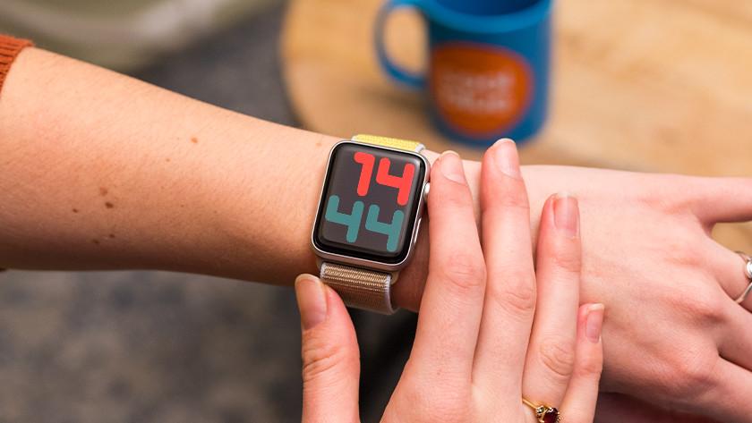 Apple Watch Nylon Sport Loop