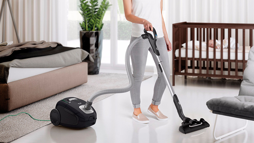 Silent vacuums