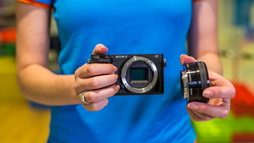 Image quality mirrorless camera