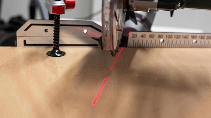 Gebruik en behoud van de laser