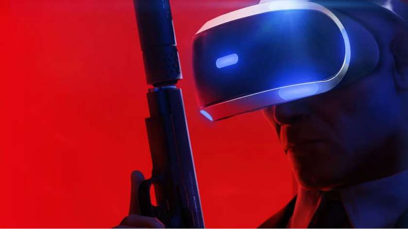 De nieuwe VR headset verbind je via een enkele kabel