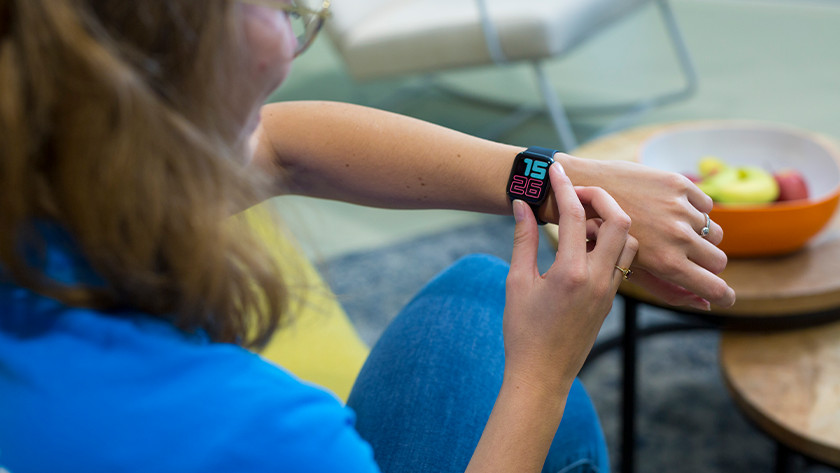 Apple Watch gezondheid fruit