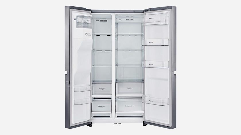 Bezorging Amerikaanse koelkasten