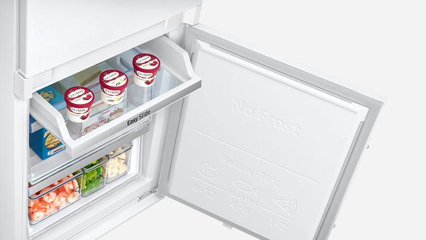 Sleepdeur koelkast