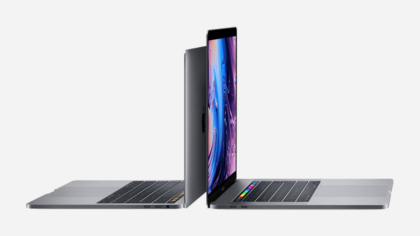 Display size MacBook