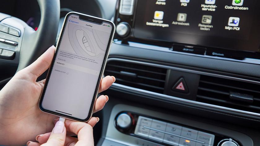 Verbind jouw iPhone met je auto