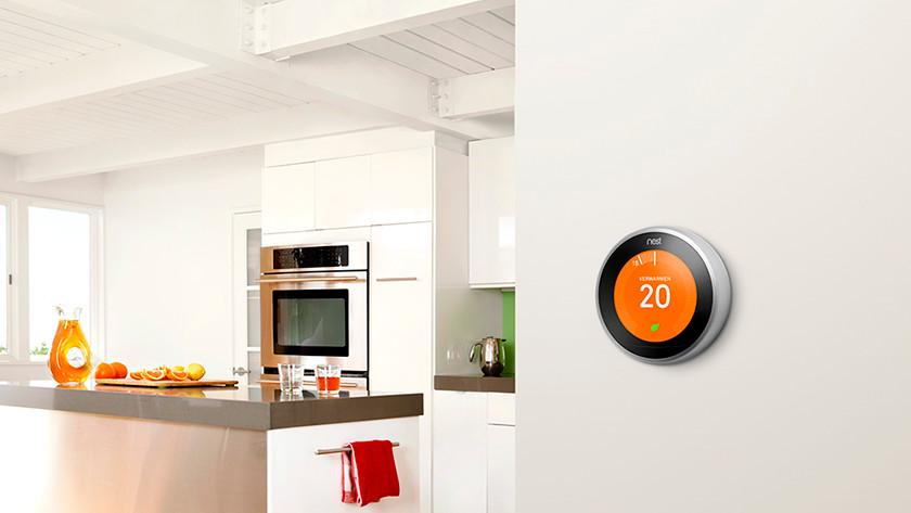 Energie besparen met een thermostaat