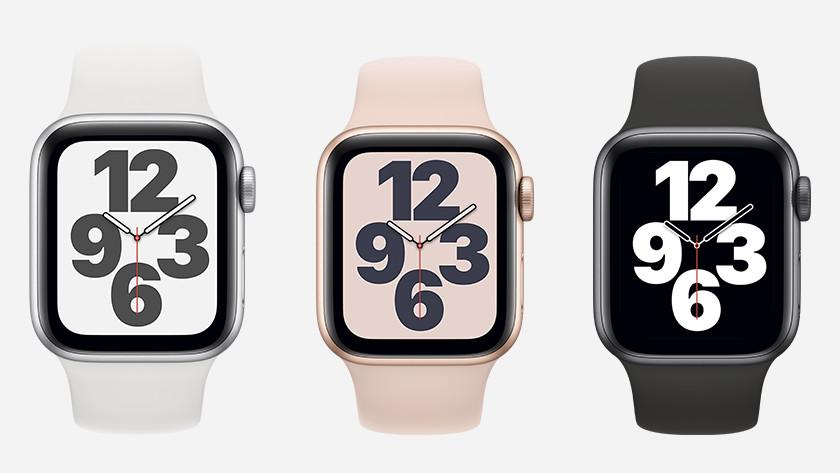 Apple Watch SE jkleuren