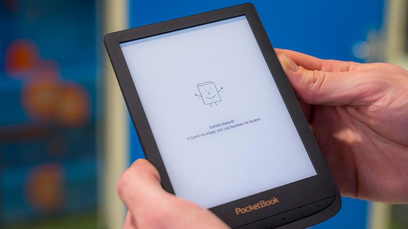 Set up PocketBook