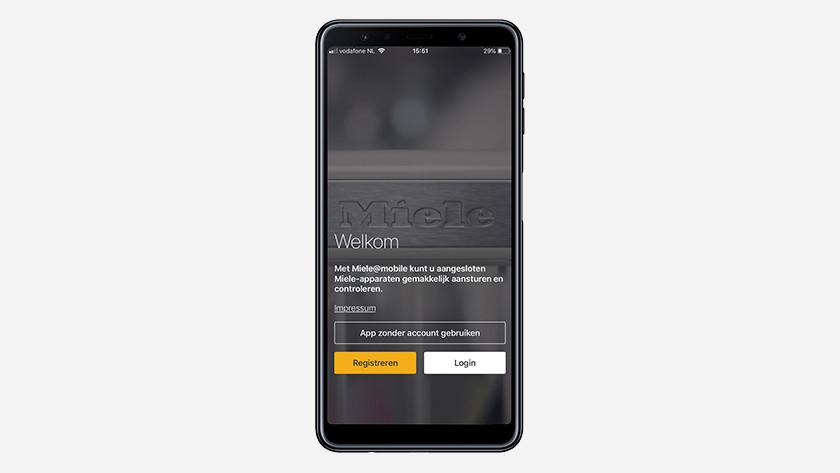 Miele@mobile app