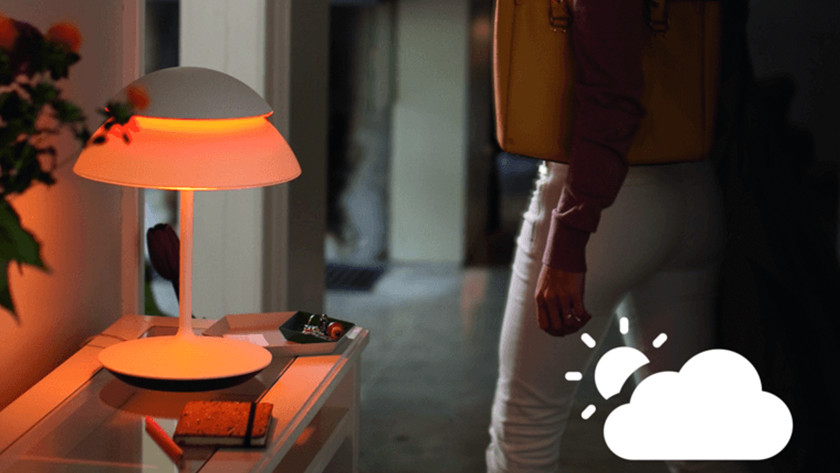 IFTTT and Philips Hue