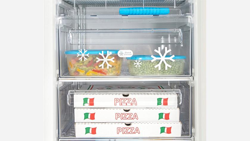 Basic freezer