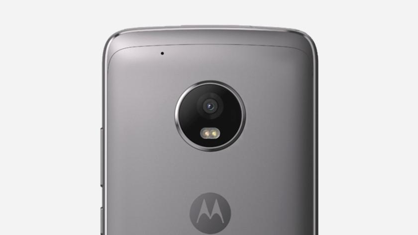 Camera Motorola Moto G5 Plus