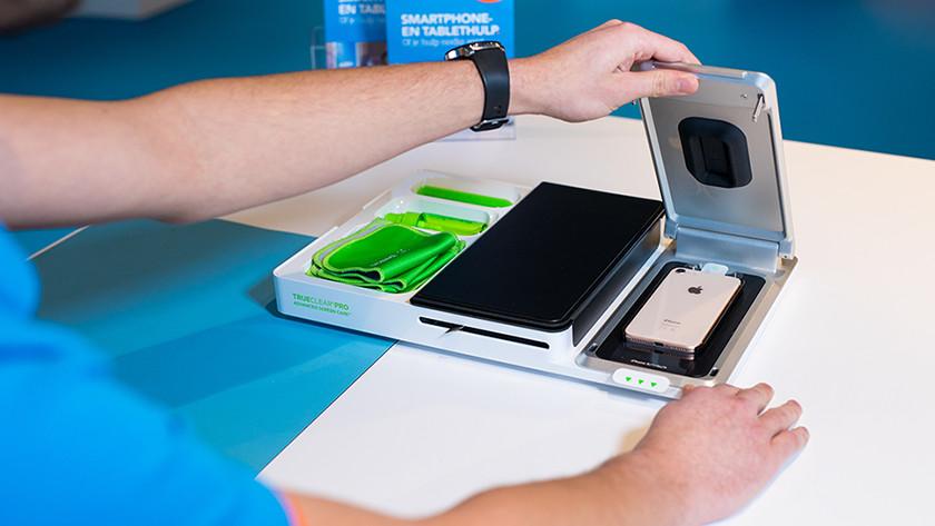 Coolblue screenprotector voor mijn smartphone